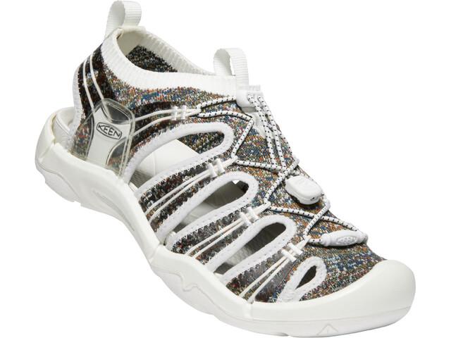 Keen Evofit 1 Chaussures Femme, blue multi/star white
